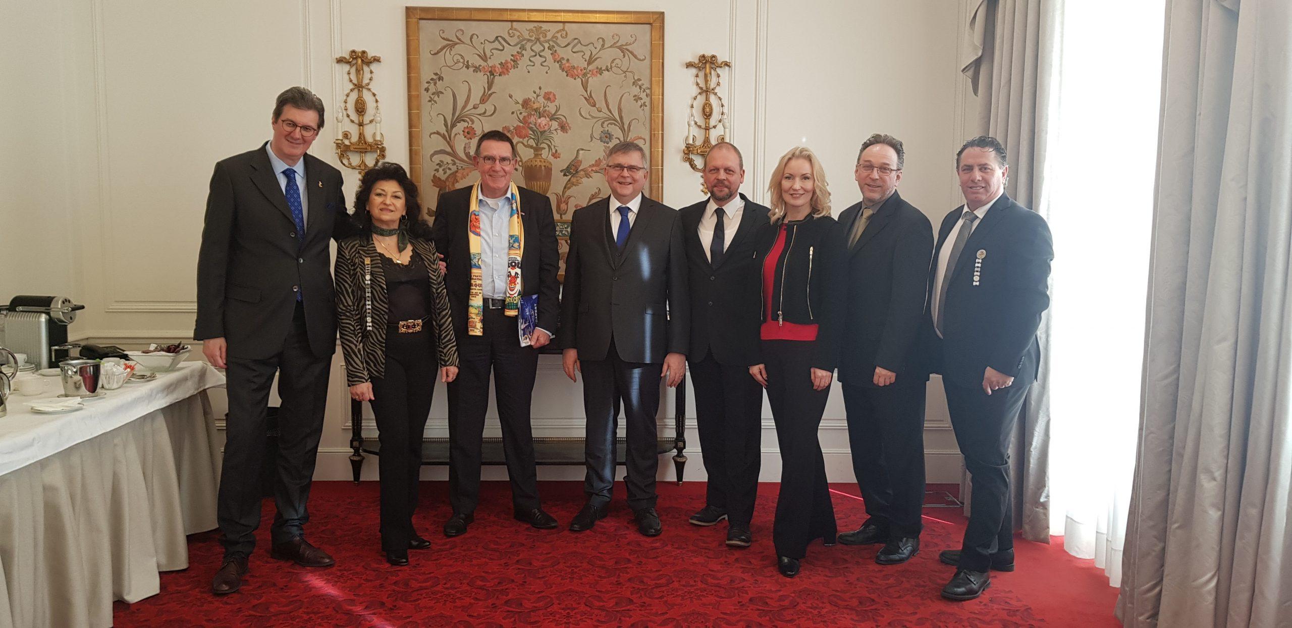 Európai dicséret és köszönet Magyarországnak