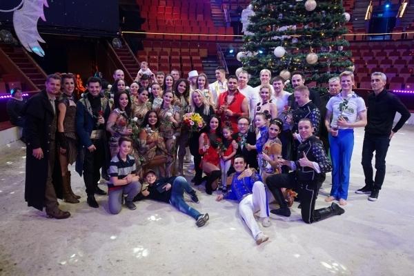Telt házzal ért véget a Csodagömb – Cirkuszi Nagykarácsony műsorunk!
