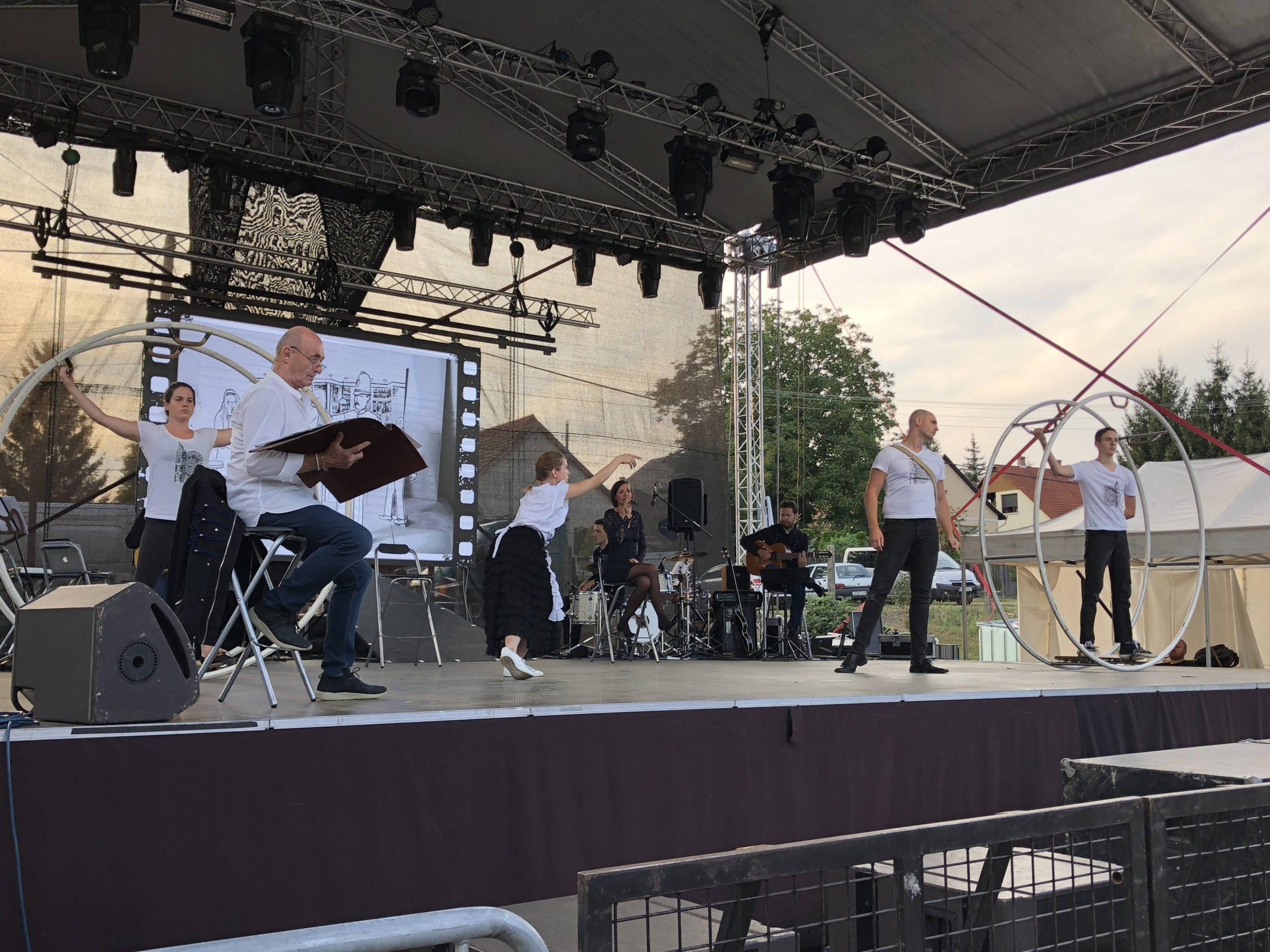 Interjú az Ezüstbojtárban résztvevő artistákkal és felkészítőjükkel
