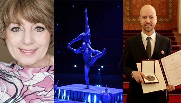 Hortobágyi Károly-díjjal és Balogh Rudolf-díjjal jutalmazták a cirkuszi szakmai kiválóságait