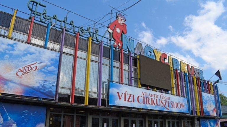 Gigantikus cirkuszközpont épülhet a Nyugatinál