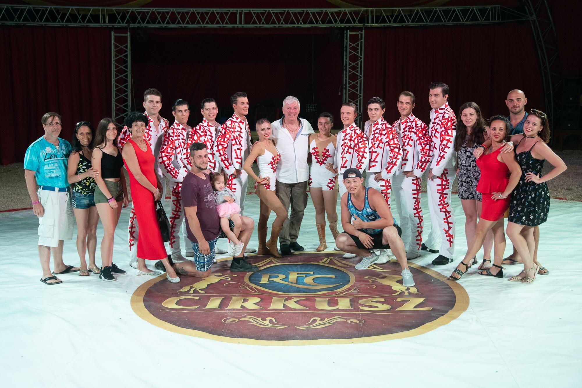 Balatoni cirkuszlátogatás!