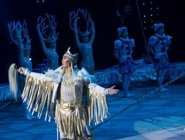 Ősi havas mesébe repít a cirkusz