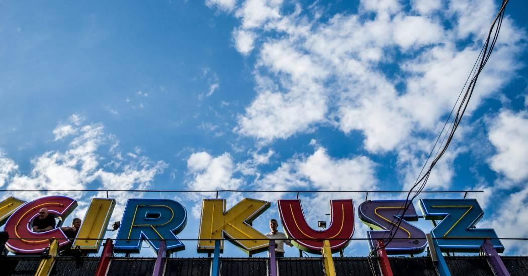Cirkuszpedagógiai szolgáltatás fejlesztés a Fővárosi Nagycirkuszban PEDAGÓGUS-TALÁLKOZÓ A NAGYCIRKUSZBAN