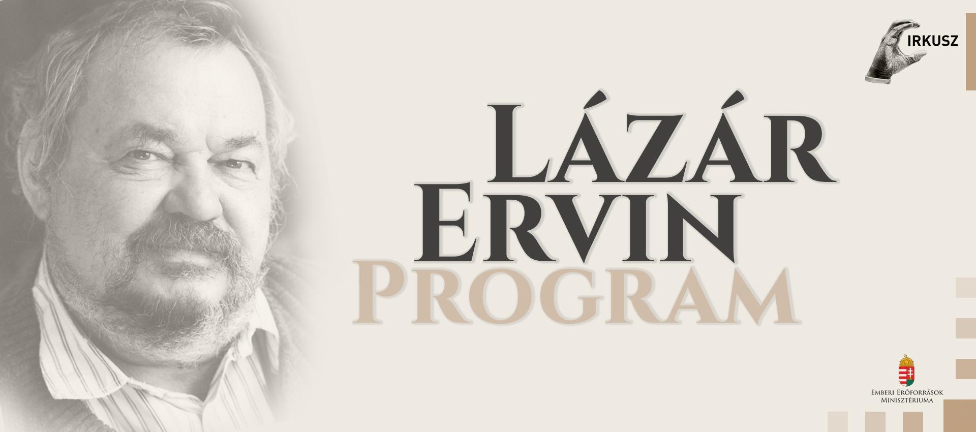 Lázár Ervin Program a Fővárosi Nagycirkuszban