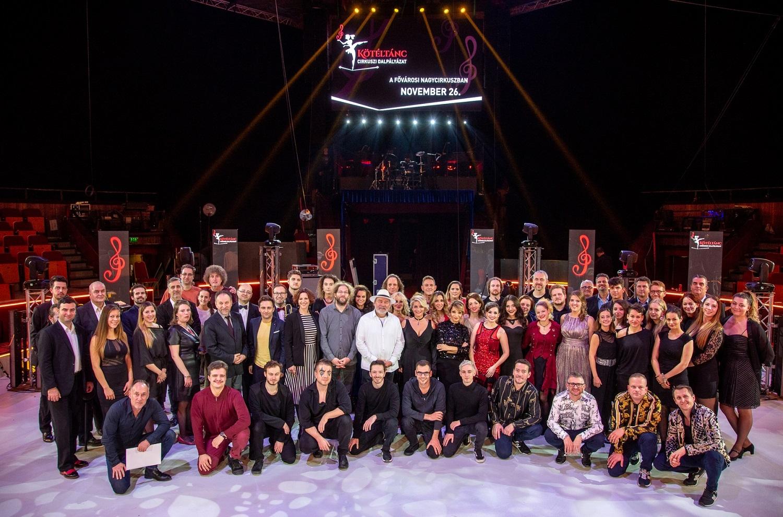 Eredményhirdetésel és koncertshow-val zárult a Kötéltánc dalpályázat