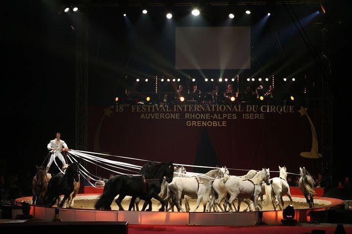 Újabb nemzetközi sikert aratott a Richter Flórián Cirkusz