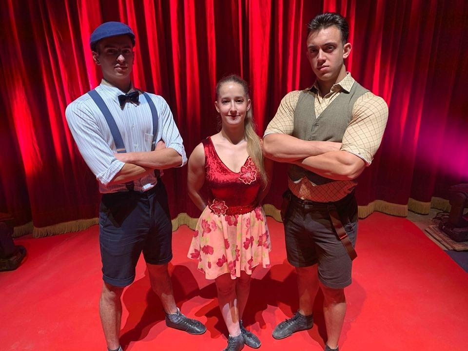 A High5 csoport Különdíjat nyert a Dax-i Nemzetközi Cirkuszfesztiválon