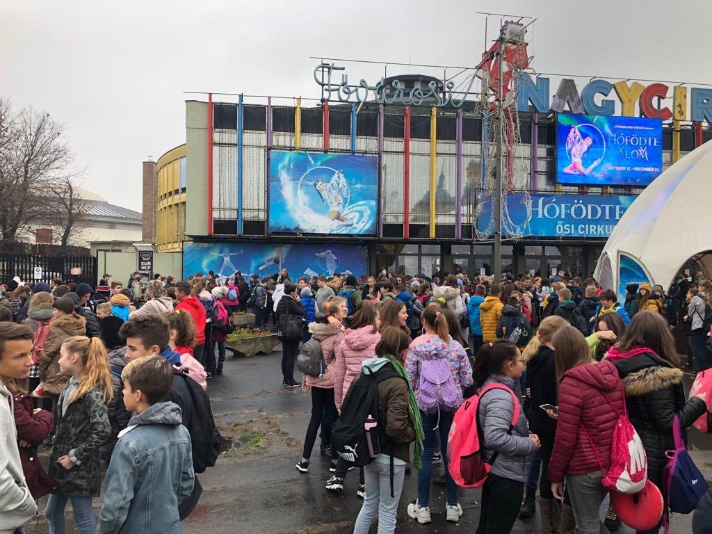 Több mint hétezren vettek részt a Fővárosi Nagycirkusz előadásain az Erzsébet-karácsony keretében