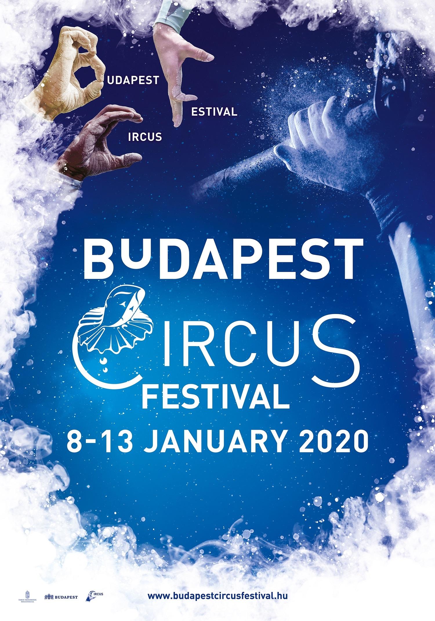 Januárban Budapestre figyel a világ!