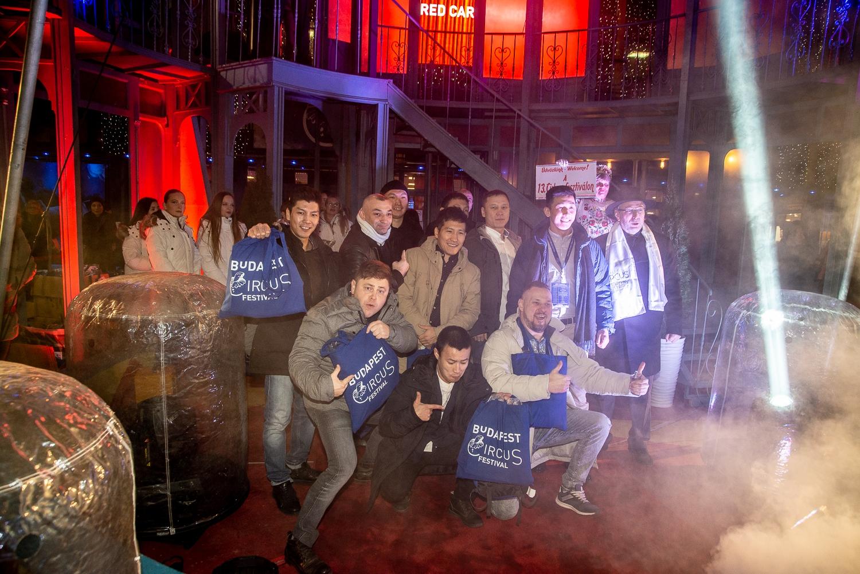 Világsztárok a vörös szőnyegen – Kezdetét vette a XIII. Budapest Nemzetközi Cirkuszfesztivál