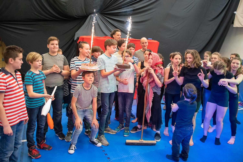 Zajos siker a Tanulj cirkuszt! programmal