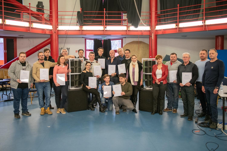 Az utazó cirkuszok művészi tevékenységének támogatása