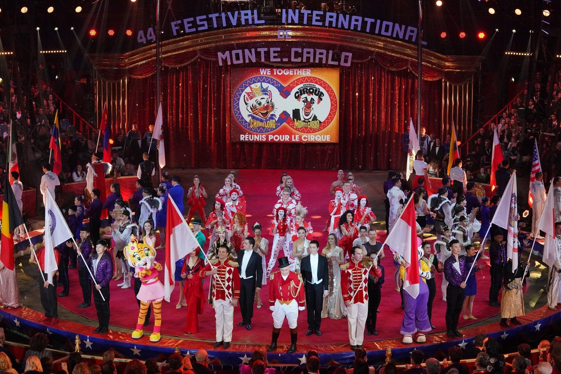 Hírek a Monte-carlói Ifjúsági Cirkuszfesztiválról