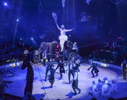 A cirkuszművészet a kultúra egyik alappillére