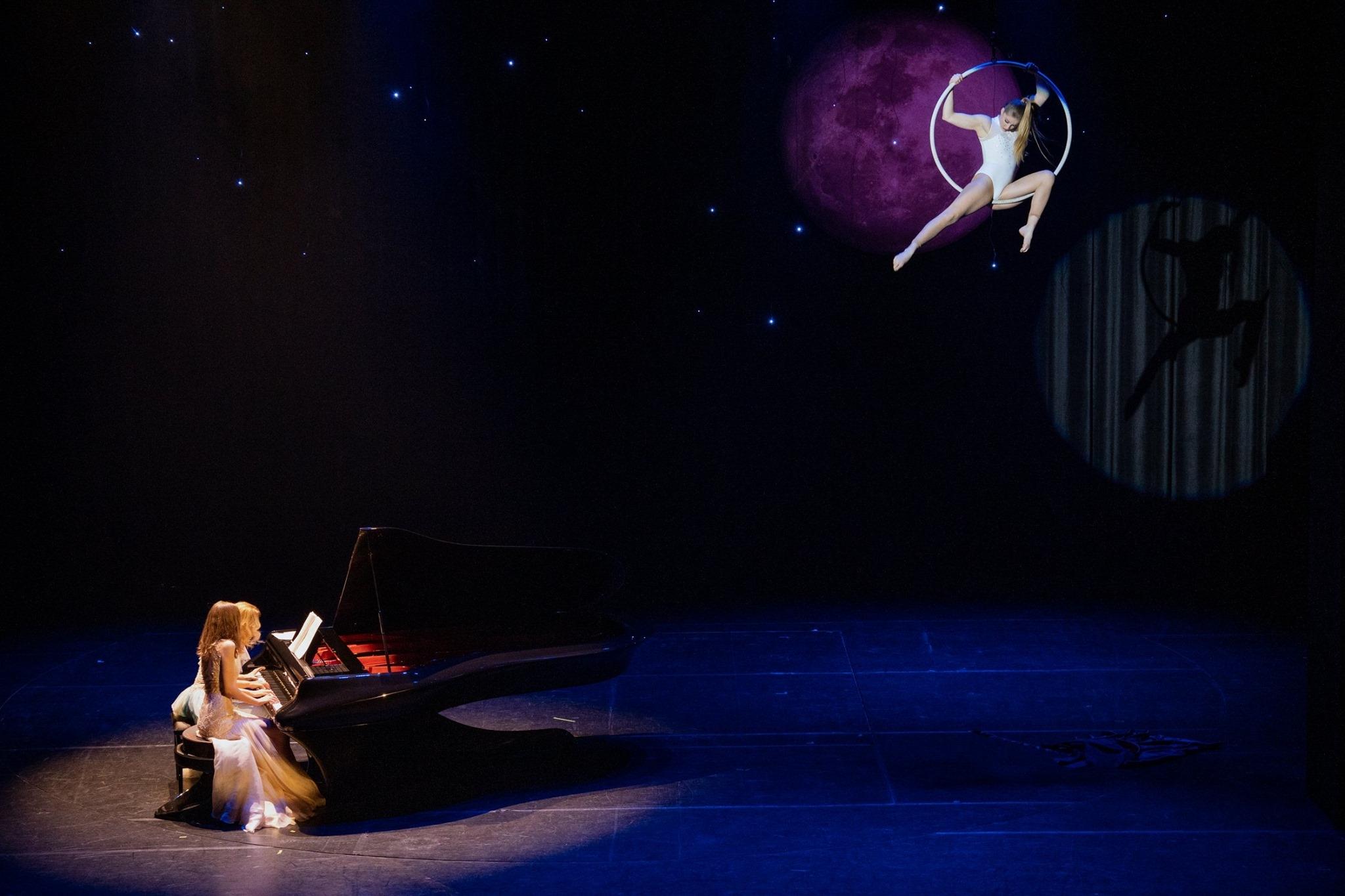 Sokszínű Varázslat: a komolyzene randevúja a cirkuszművészettel