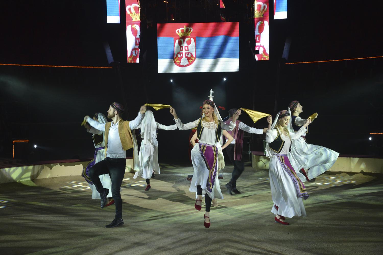 A tánc-és a cirkuszművészet összefonódása