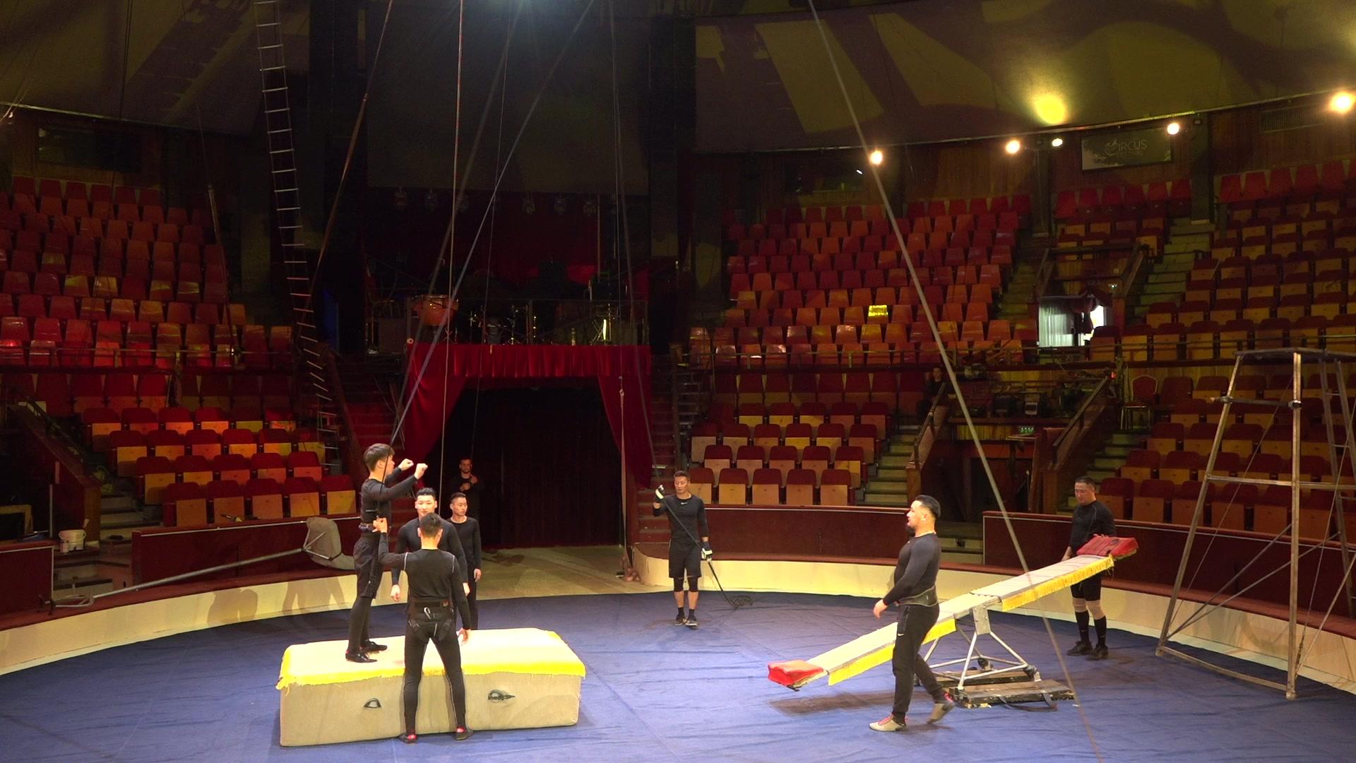 Senkit sem hagyunk cirkusz nélkül!
