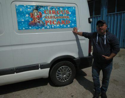 Segítünk a utazó cirkuszoknak
