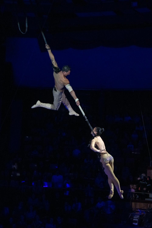 Csodálatos cirkusz a Szarvasi Vízi Színházban