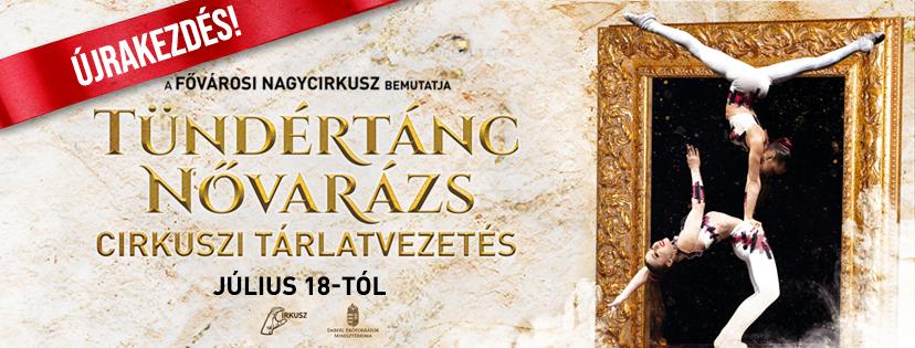 2020. július 18-án lesz a Tündértánc - Nővarázs premierje!