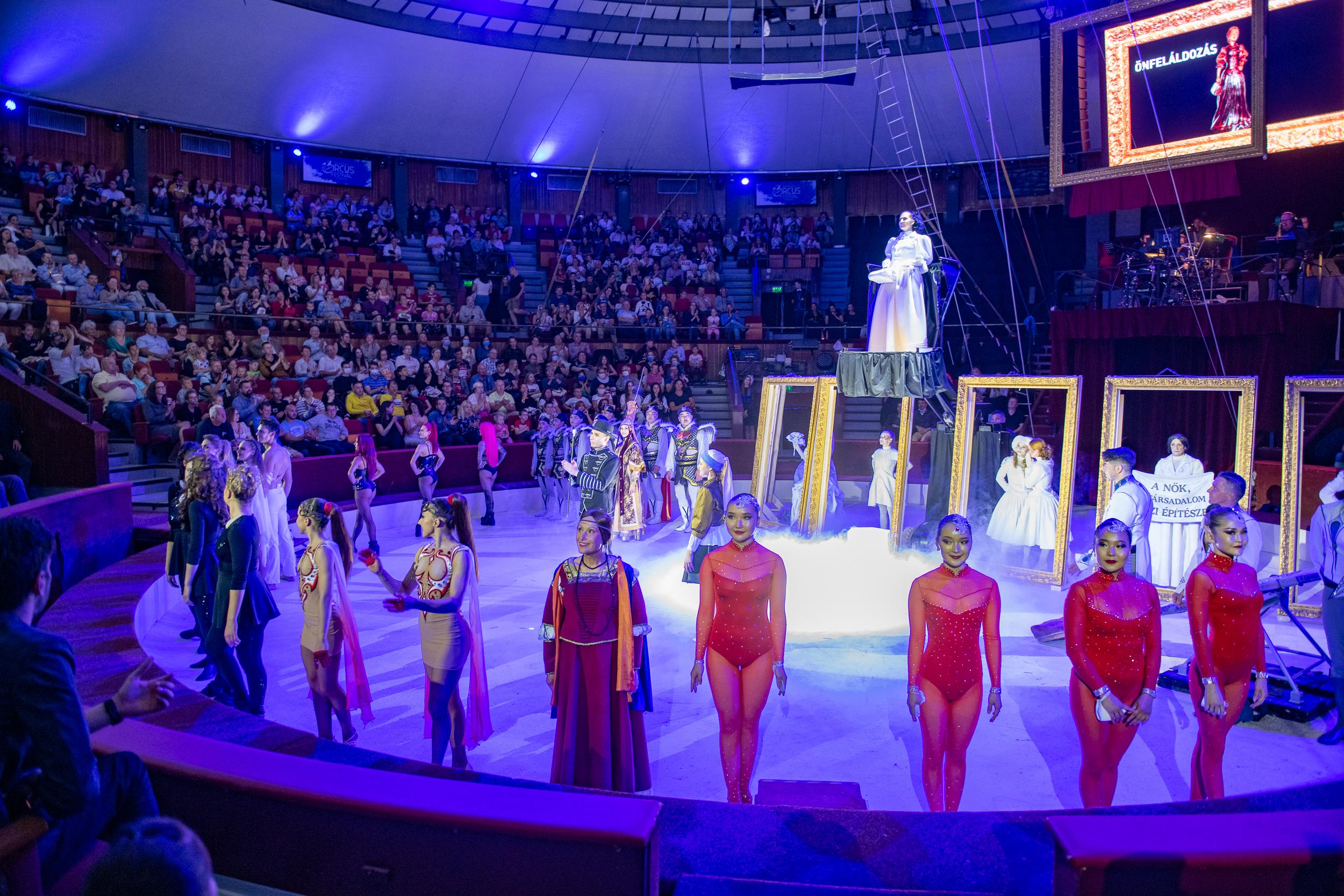 Ováció a Tündértánc – Nővarázs premierjén
