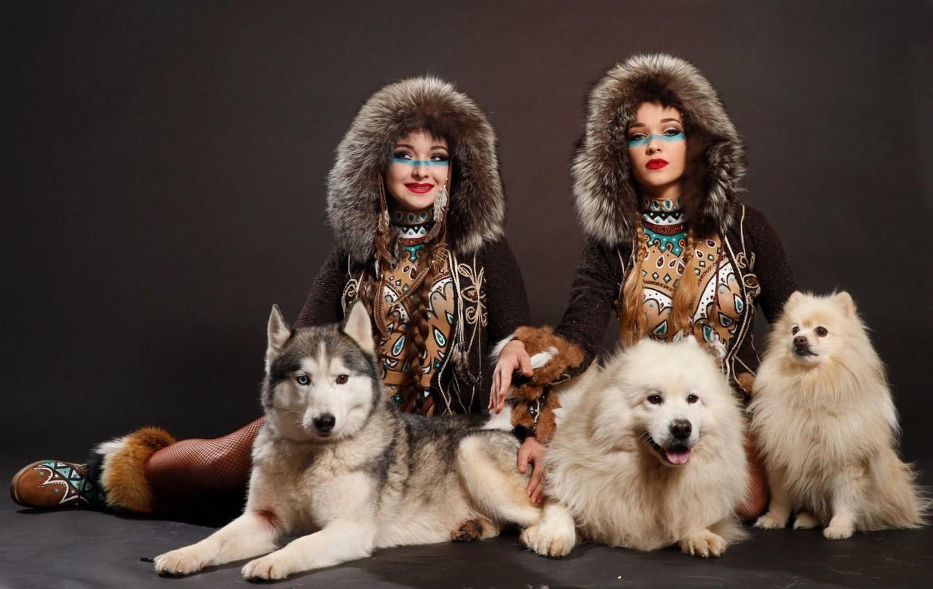 Élet a husky és szamojéd kutyusokkal – Interjú Kelly és Jennifer Saabellel