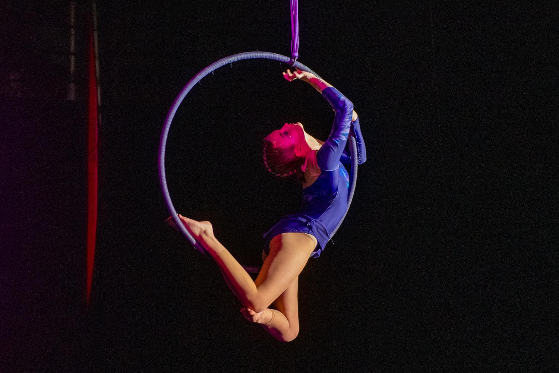 Sport és a cirkuszművészet az Artistaképzőben