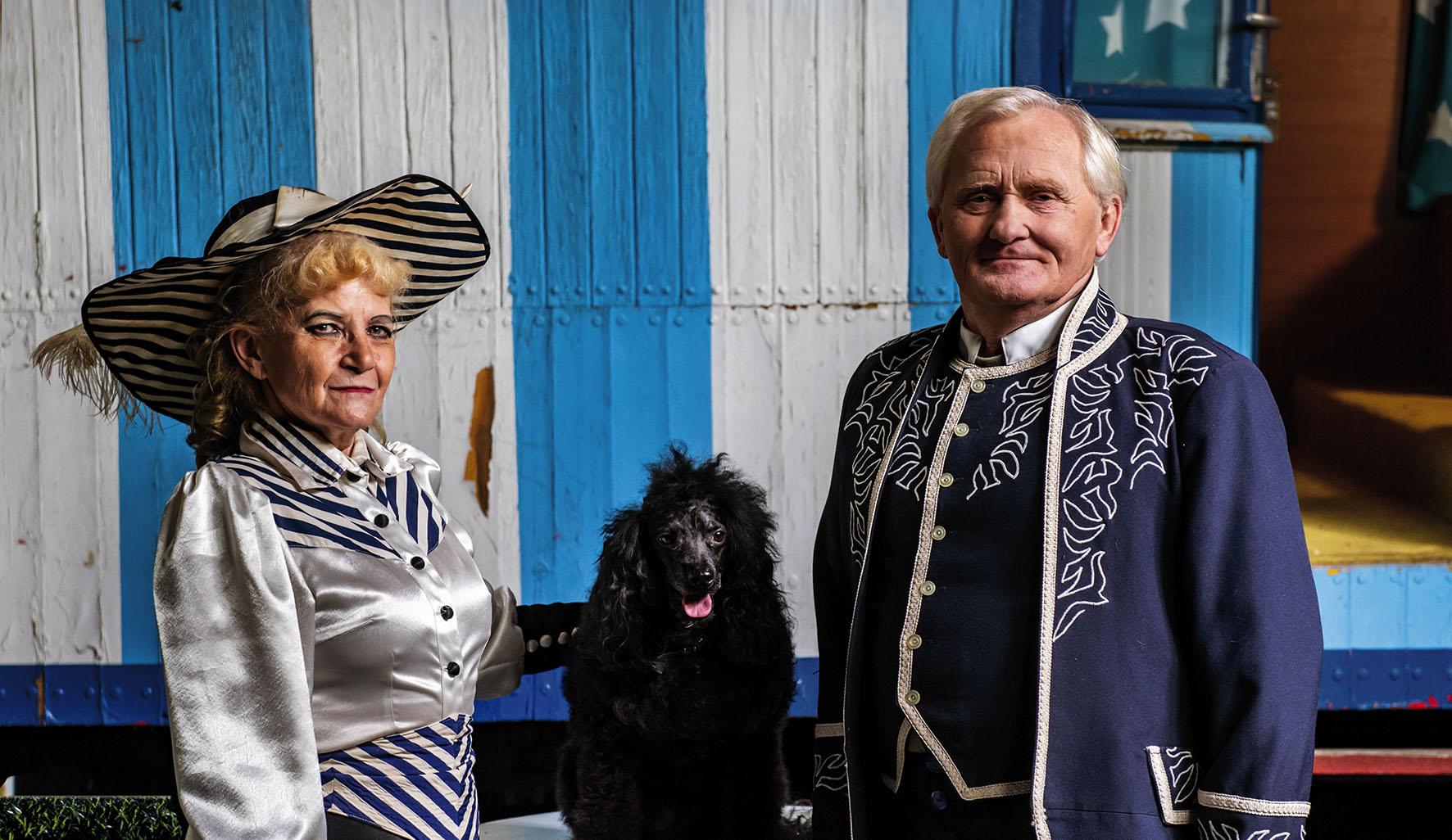 Kutyusokkal szép az élet – Villáminterjú Richter Miskával