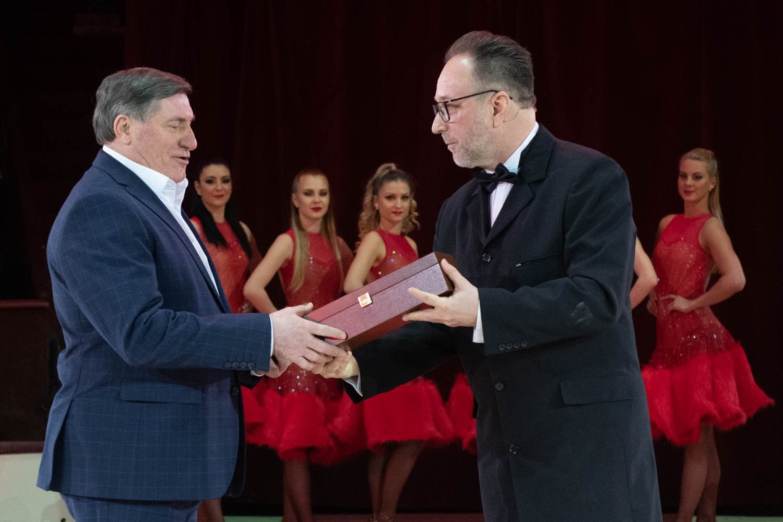 70 éves id. Richter József, a magyar cirkuszművészet kiemelkedő alakja