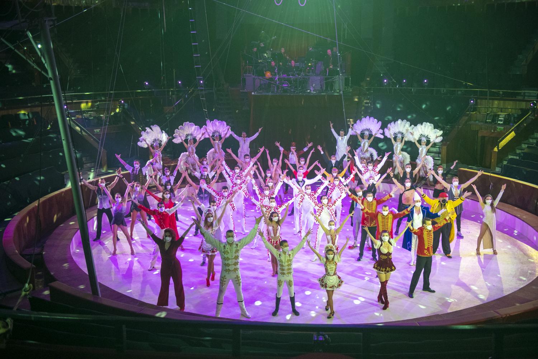 A cirkuszművészet az újraindulás motorja!