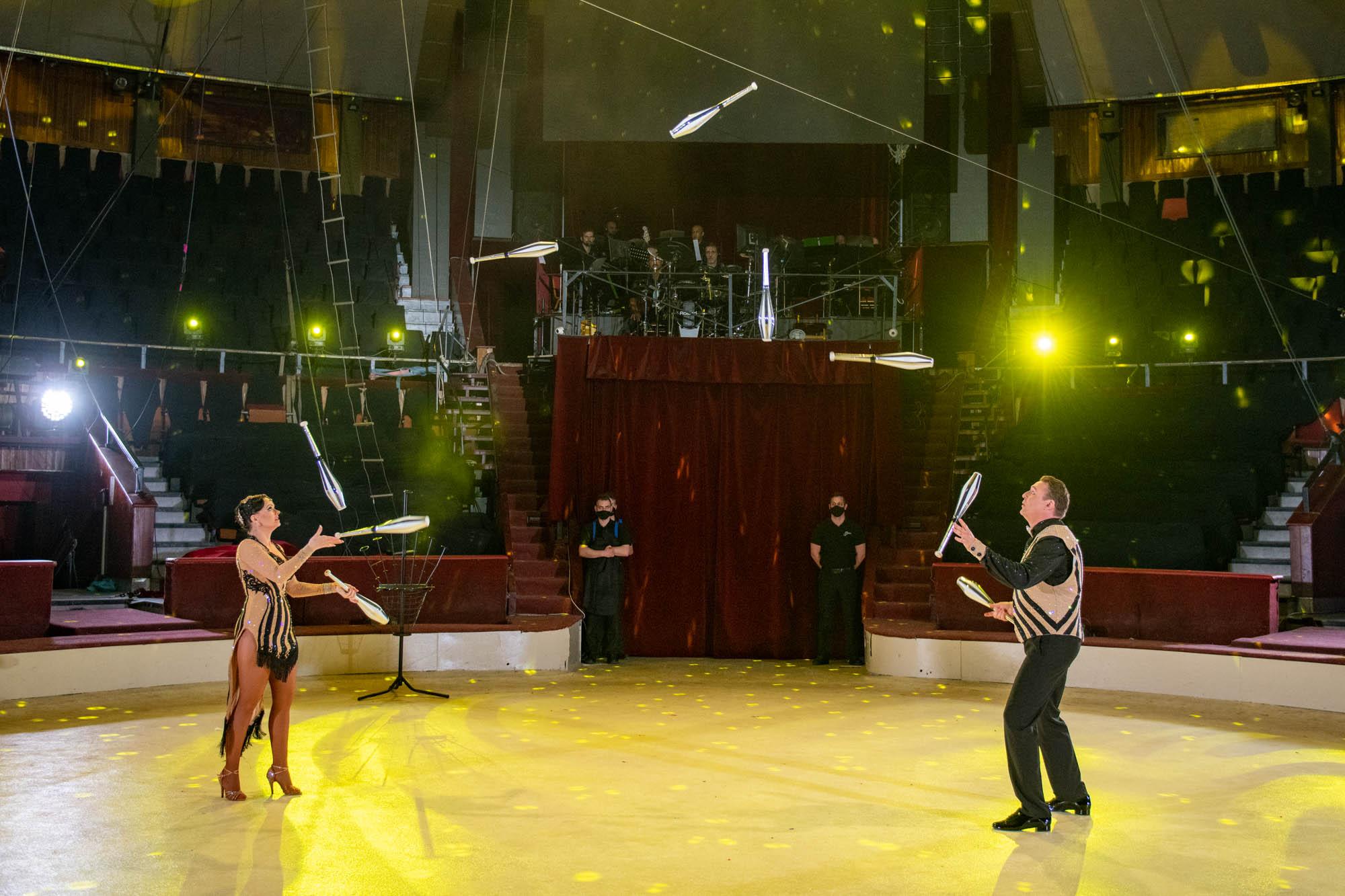 Évszázados cirkuszi tradíciók – Interjú Eötvös Loránddal
