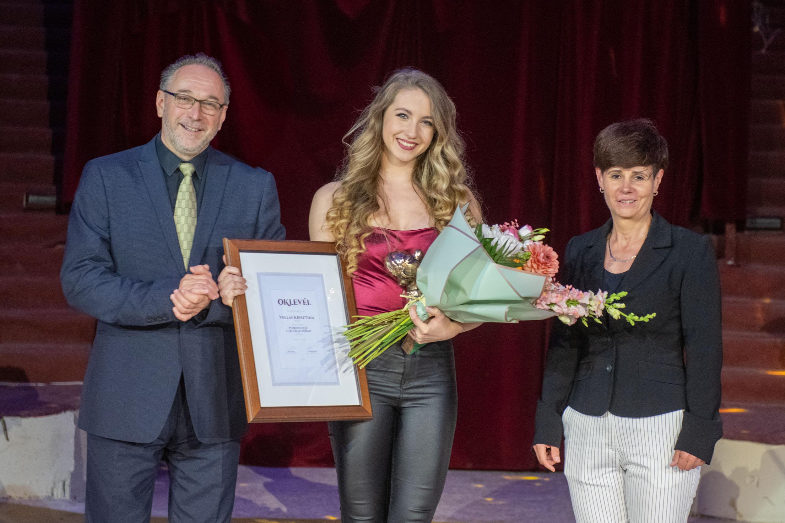 Cirkuszművészeti díjakat adtak át a Fővárosi Nagycirkuszban