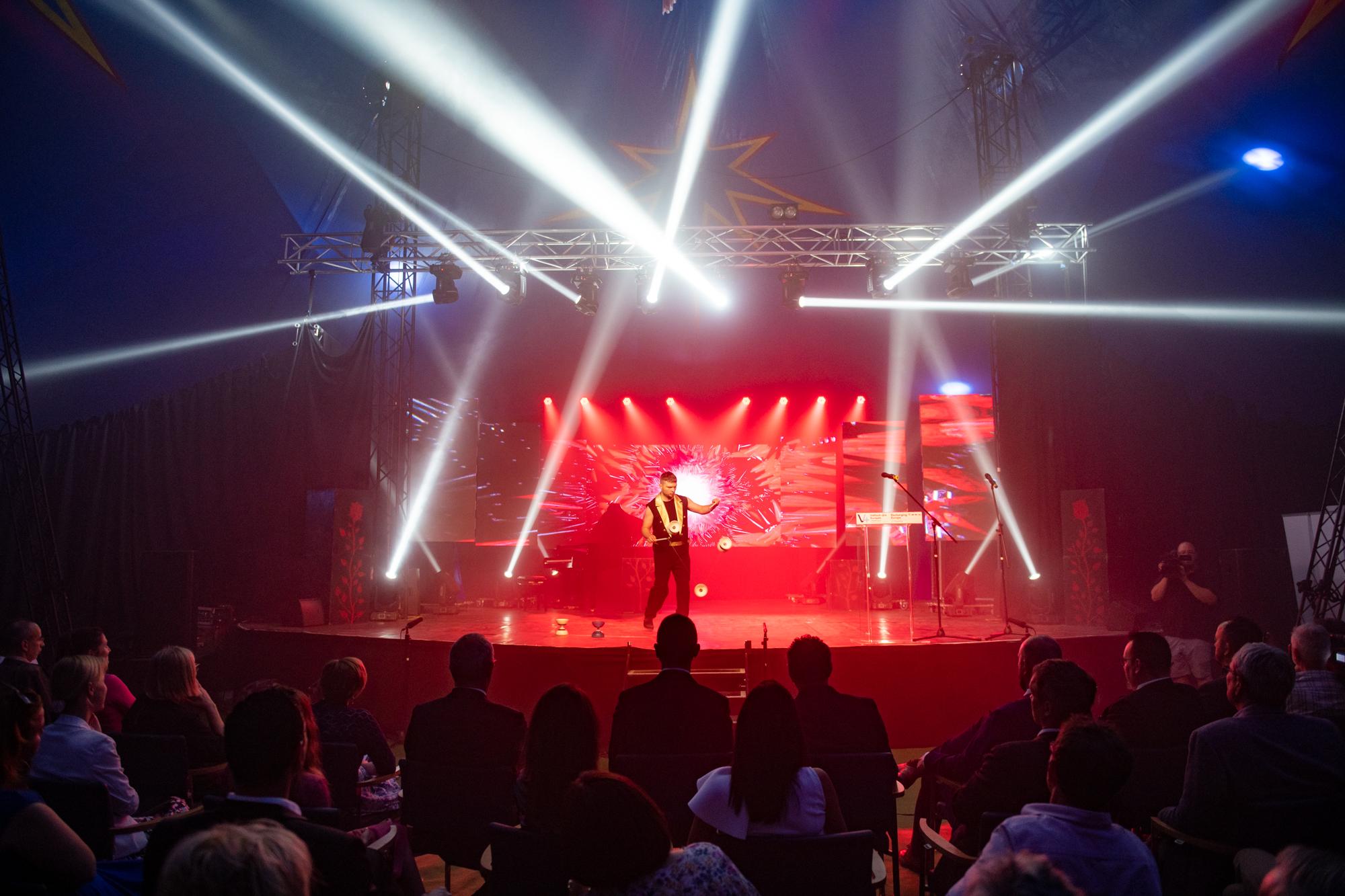 Cirkuszművészet a VéNégy Fesztiválon