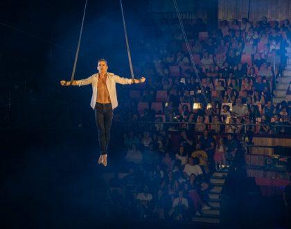 Teltházzal ünnepelte a Fővárosi Nagycirkusz a Cirkuszok éjszakáját