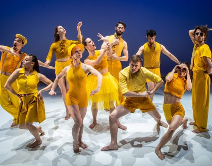 DUDA ÉVA TÁRSULAT: RAMAZURI – Special Edition – Különleges tánc-cirkuszi előadás a Fővárosi Nagycirkuszban