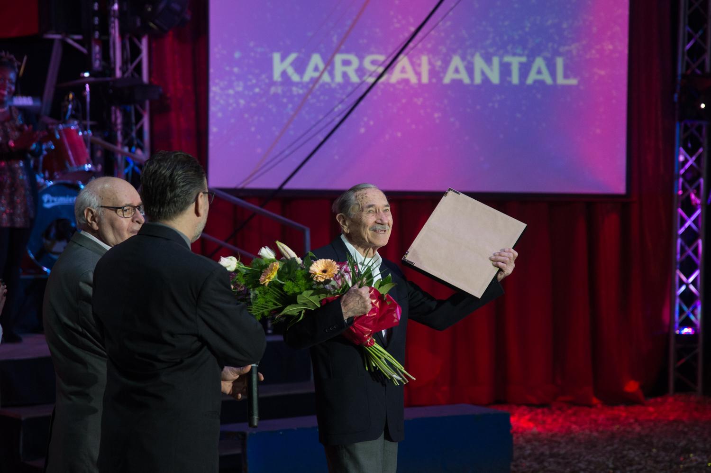 2018.: Karsai Antal