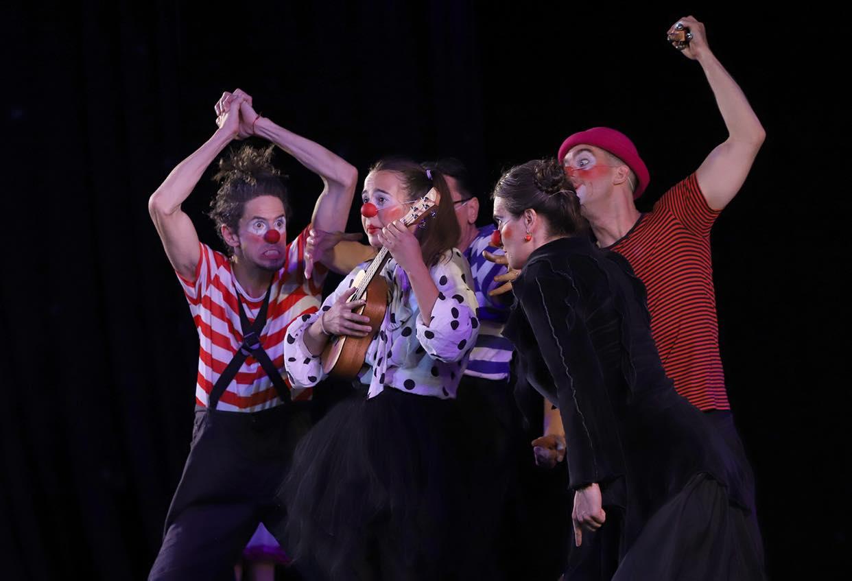 Újabb magyar siker a Comediada Clown and Mime Fesztiválon