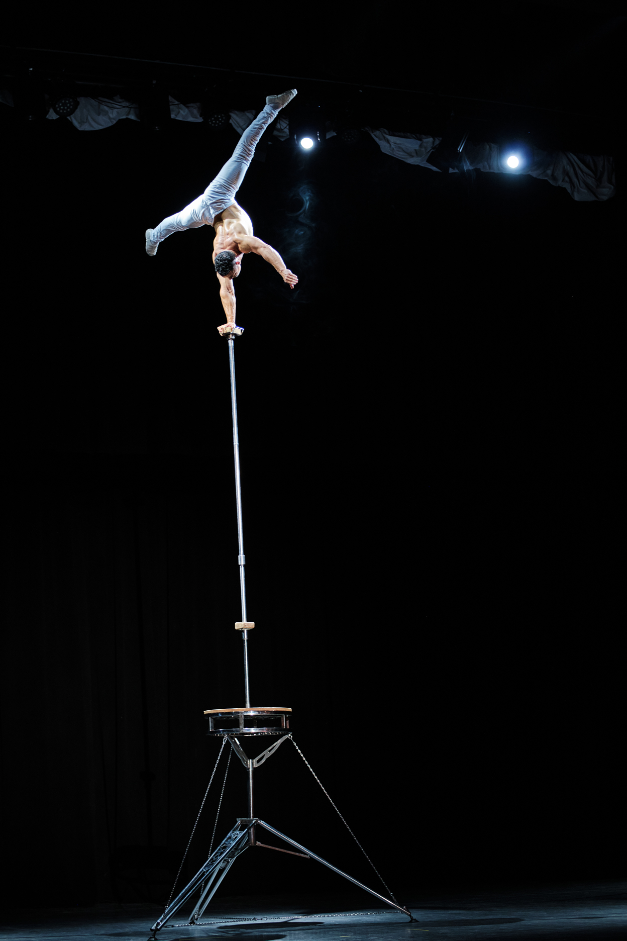 A Budapest Nemzetközi Cirkuszfesztivál a világ legjobb artistaművészeinek találkozóhelye és versenye.